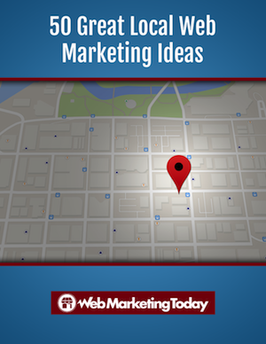 Local Web Marketing E-Book Cover