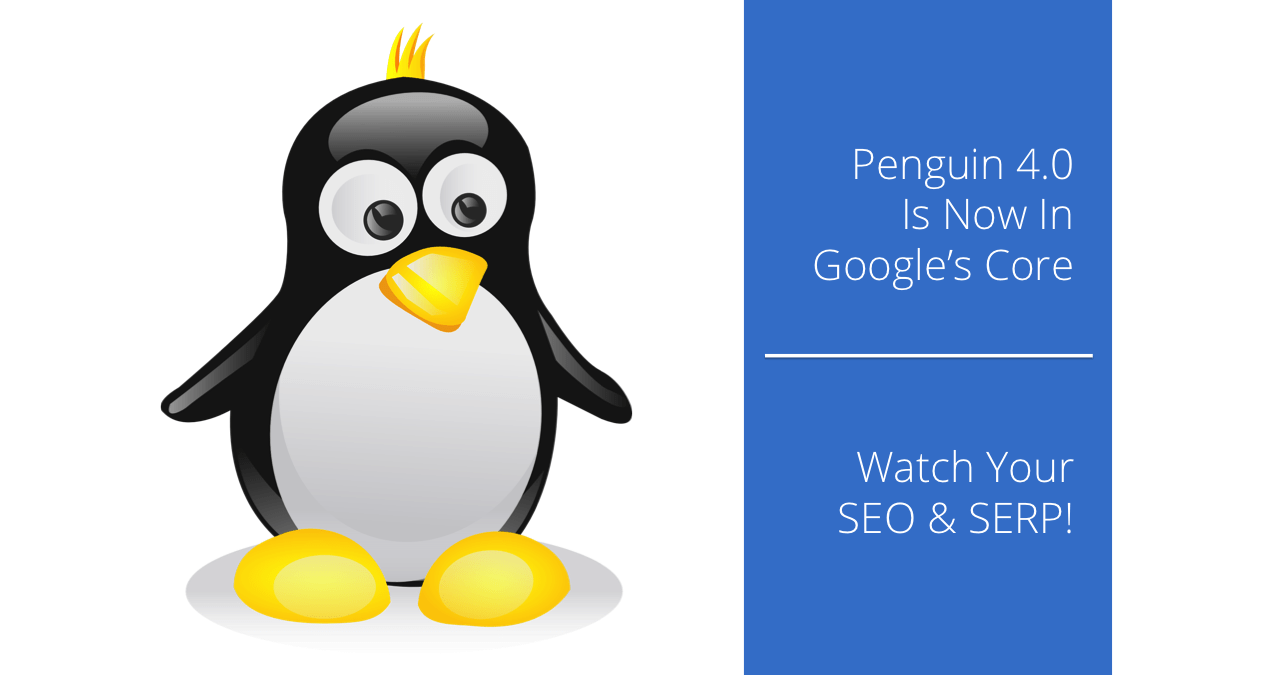 Google Penguin Algorithm Core