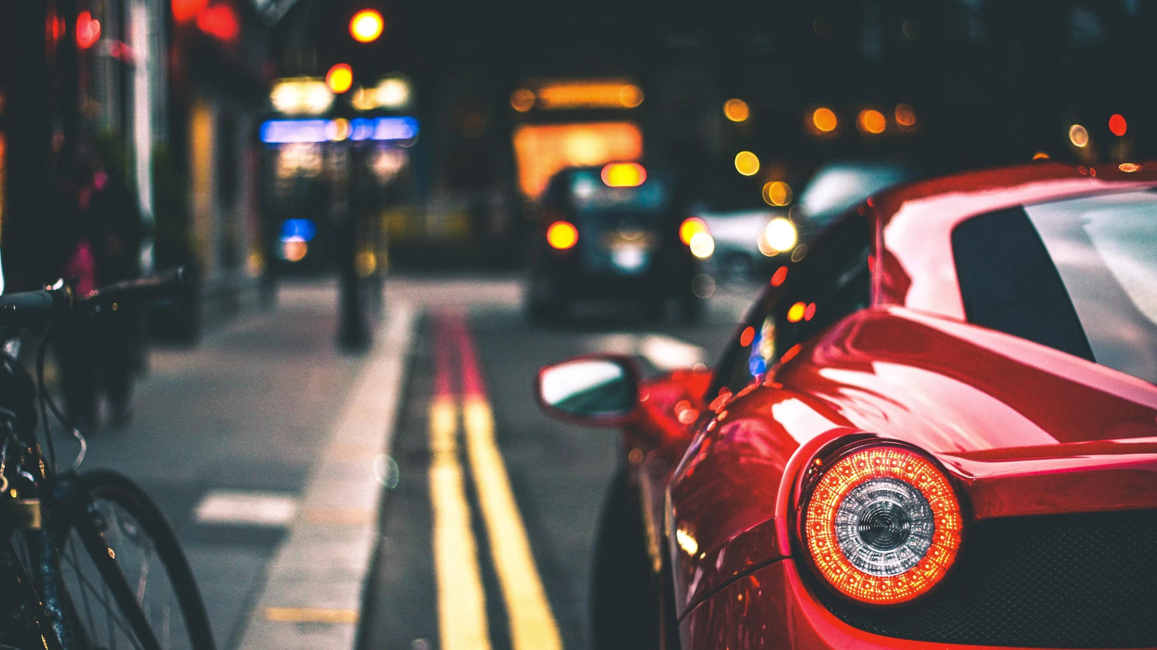 SmartOne Auto Dealership Marketing Red Car